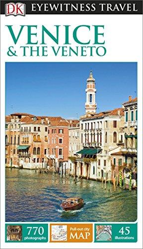 Venice & The Veneto. Eyewitness Travel Guide (Eyewitness Travel Guides)