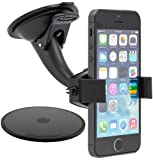 Best Arkon Cell Phone Mounts - Arkon MG268 Sticky Suction Windshield or Dashboard Mount Review