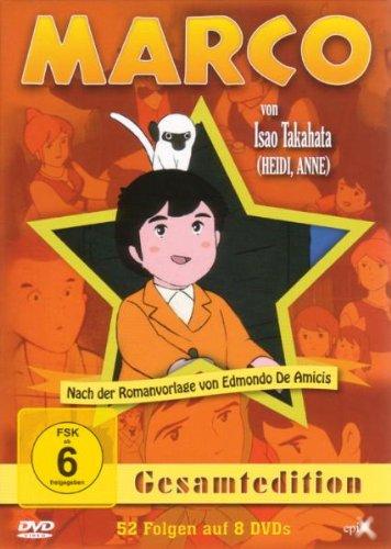 Marco - Gesamtedition [8 DVDs]