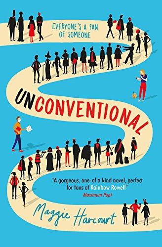 Unconventional por Maggie Harcourt