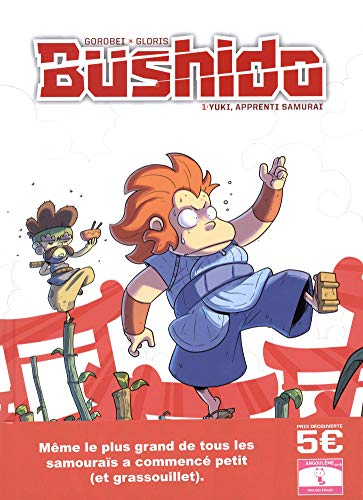 Bushido - tome 1 - Yuki, apprenti samurai  Réédition (Prix réduit) par Thierry Gloris