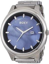 1fc224549a4 Roxy W219JFBBLK - Reloj analógico de cuarzo para mujer