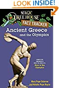 #5: Magic Tree House Fact Tracker #10: Ancient Greece and the Olympics: A Nonfiction Companion to Magic Tree House #16: Hour of the Olympics (A Stepping Stone Book(TM)) (Magic Tree House (R) Fact Tracker)