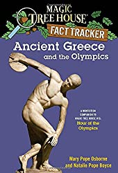 Ancient Greece and the Olympics: A Nonfiction Companion to Hour of the Olympics (Magic Tree House Fact Tracker)