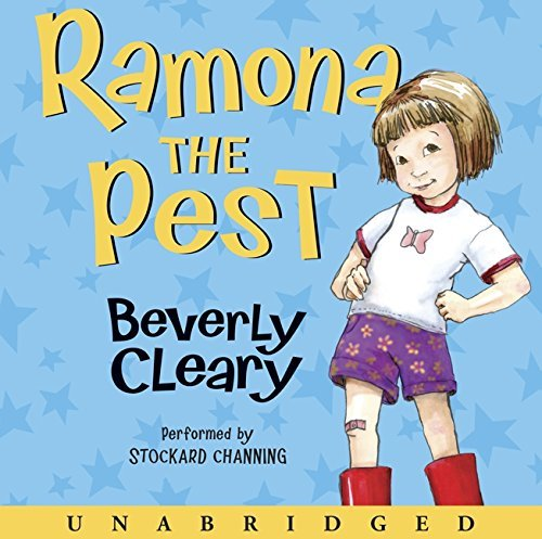 Ramona the Pest CD by Beverly Cleary (2010-10-05)