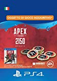 APEX Legends: 2,150 Coins (PSN Wallet Top-Up) | Codice download per PS4 - Account italiano