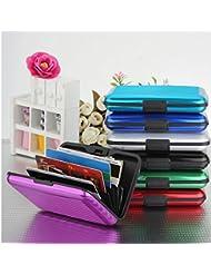 Bazaar Outdoor Reisetasche Cardfile Geschäft Identifikation Kreditkarte Mappen Halter Kasten