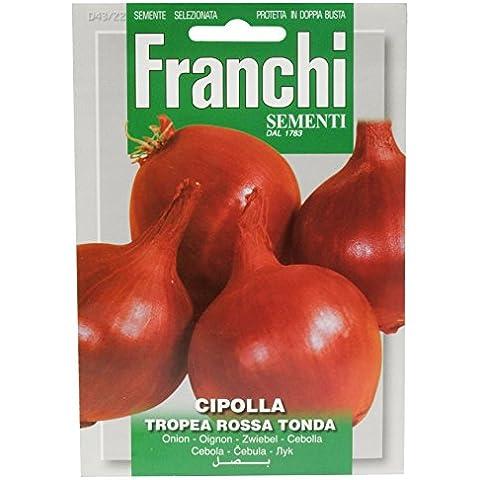 FRANCHI SEMENTI SPA Cipolla Tropea Rossa Tonda