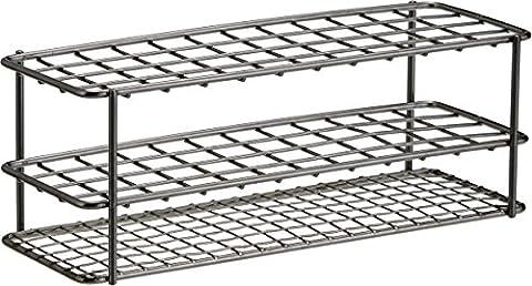 Neolab 3133Test Tube Rack Stainless Steel for 12mm Diameter–4x