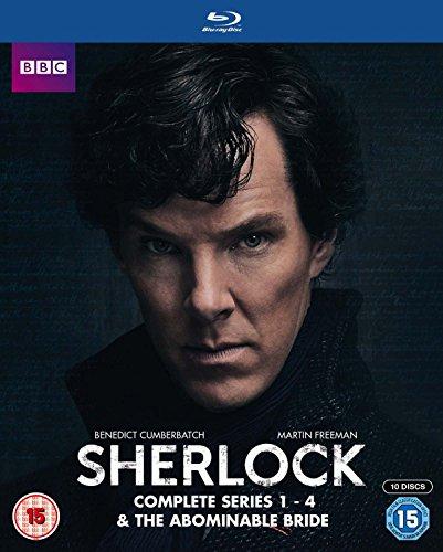 Sherlock: Series 1-4 And The Abominable Bride [Edizione: Regno Unito]