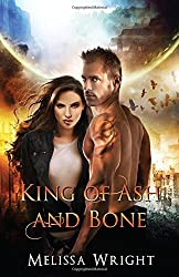 King of Ash and Bone: Volume 1 (Shattered Realms) by Melissa Wright (2015-02-03)