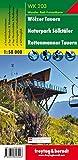 Wolzer Tauern 1:50.000: Wandel- en fietskaart 1:50 000: Hochschwab and Murtal (Wander Karte)