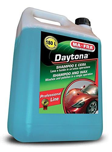 Shampoo con cere vegetali per protezione e lucentezza auto 4.5 kg MA-FRA DAYTONA