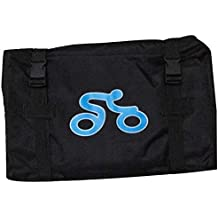 uelfbaby suave bicicleta transporte bolsa de viaje transitote estuche con bolsa de accesorios de bicicleta para bicicleta plegable plegable para bicicleta