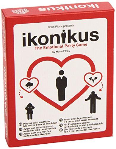Ikonikus - Juego de mesa, 3ª edición (Brain Picnic)