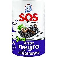SOS S. Negro Con Chipiron 955G - [Pack De 6]