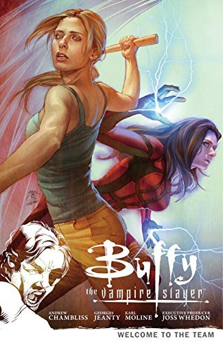 Buffy the Vampire Slayer Season 9 Volume 4: Welcome to the Team by Karl Moline (Artist), Andy Owens (Artist), Georges Jeanty (Artist), (8-Oct-2013) Paperback