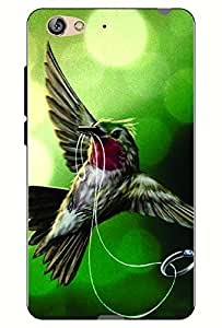 GTC PRINTED BACK FOR GIONEE P5L PLUS ARTICLE 54487