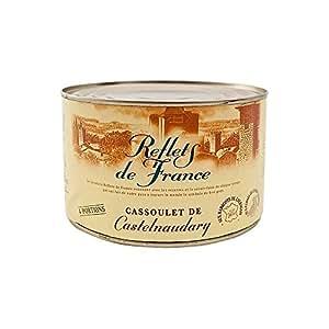 Reflets de France Cassoulet Confit de Castelnaudary 1.58kg