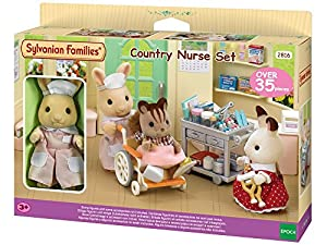 Sylvanian 5094 Families Country Nurse Set from Epoch