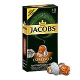 Jacobs Kapseln Espresso Classico - Intensität 7 - 50 Nespresso®*