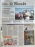 Telecharger Livres MONDE No 21029 du 30 08 2012 CROISSANCE ET EMPLOI HOLLANDE TENTE D ACCELERER L EUROPE POUR LE RESTE DU MONDE C EST MERKE L LES MANAGERS FRANCAIS UN BON PRODUIT D EXPORTATION LE SCANDALE DE LA CAISSE NOIRE DE L UIMM RENVOYE AU TRIBUNAL COMMENT GOOGLE S INTRODUIT DANS VOTRE TELE LE REGARD DE PLANTU FLEETWOOD MAC SOUFFLE ANCIEN POUR JEUNE ROCK (PDF,EPUB,MOBI) gratuits en Francaise