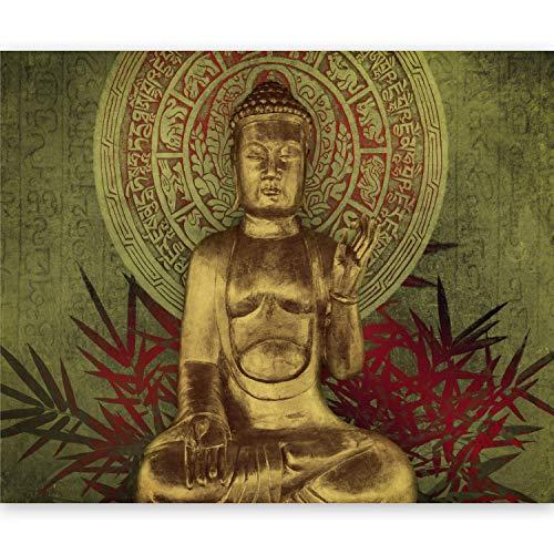 Papier peint intissé !!! Top vente !!! Papier peint !!! Tableaux muraux XXL !!!! 50x39 cm - Buddha !!! 10040907-44