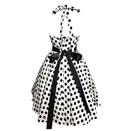MILEEO 2016 Version3.0 Vintage 1950's Audrey Hepburn robe de soirée cocktail, bal style années 50 Rockabilly Swing CWH