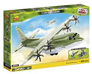 Cobi - 2604 - Small Army - Avion C-130 Hercules 290 Pièces