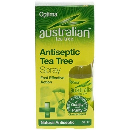 Australian Tea Tree Antiséptico SPRAY 30ml x 3 (paquete de 3)
