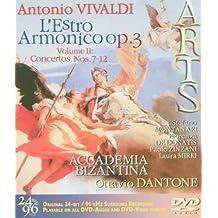 L'Estro Amronico Op.3 Vol.2 [DVD-AUDIO]