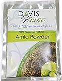 Davis feinstem Amla–Conditioner für natürliches beschädigt Gelockt stumpfes schlaffes Haar–Haar Wachstum Behandlung Stärkung und Haarverdichtung Produkt–Shining seidig glänzendes Haar (100g)