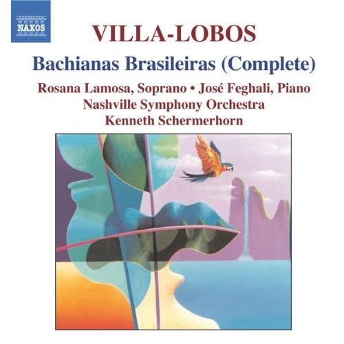 Bachianas brasileiras No. 5: II. Danza: Martelo