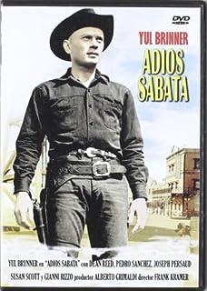 Adios Sabata [2009] *** Region 2 *** Spanish Edition ***