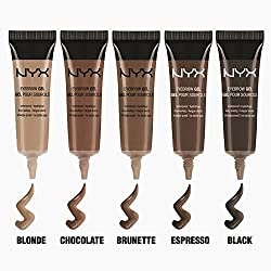 NYX Eyebrow Gel- Chocolate