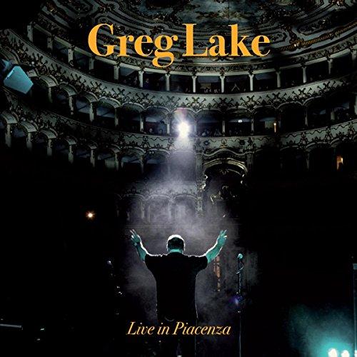 Greg Lake: Live in Piacenza (Lim.ed.) (Audio CD)