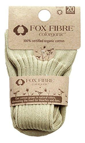 organic-cotton-colours-calcetin-canale-ancho-unisex-protege-bas-et-socquettes-femme-vert-37-38