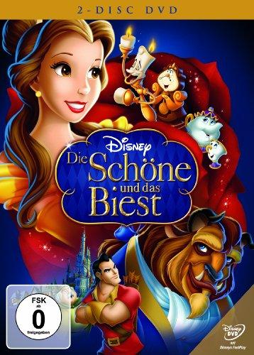 Die Schöne und das Biest (Diamond Edition, 2 Discs) - Disneys Dschungelbuch-film Dvd