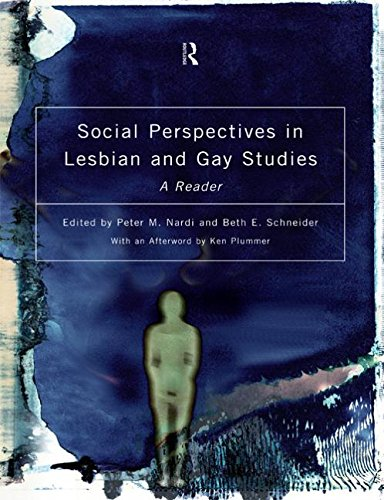 Social Perspectives in Lesbian and Gay Studies: A Reader