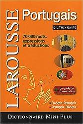 Mini dictionnaire français-portugais et portugais-français