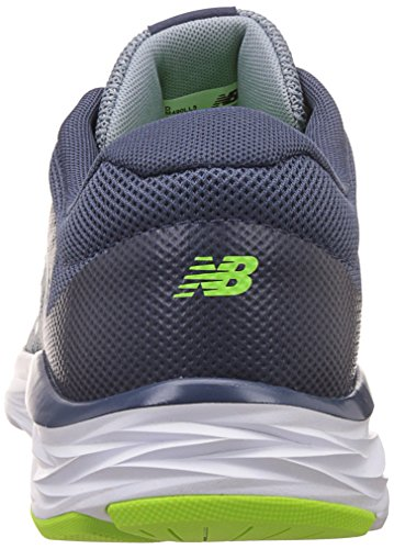 New Balance 490v5, Chaussures de Fitness Homme Gris (Grey/lime)