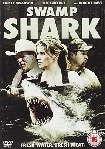 Bild von Swamp Shark (DVD) (2011) by Kirsty Swanson
