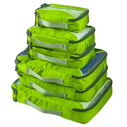 G4Free 6ST G4Free Verpackung Cubes Wert f¨¹r Reisen -