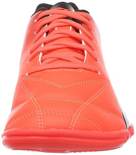 Puma Herren Adreno II It Fußballschuhe Rot (Red blast-puma white-puma Black 08)