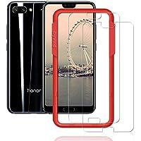 Ibywind Verre Trempé Honor 10**Pack de 2** [Kit d'installation Offert], Film Protection écran en Verre Trempé écran Ultra Résistant [3D Touch Compatible] pour Honor 10