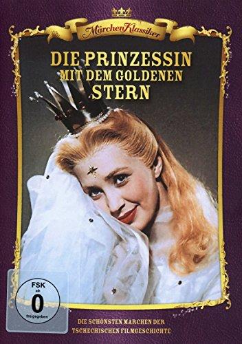 Die Prinzessin mit dem goldenen Stern - Geburtstag Kinder-goldenen