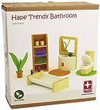 Hape 821509 - Muebles para cuarto de baño