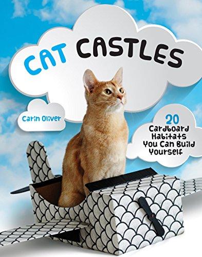 Cat Castles: 20 Cardboard Habitats You Can