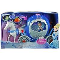 Disney Prinzessin Aschenputtel verwandelt Kutsche