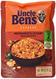 Uncle Ben's Express Reis Mexikanisch Scharf, 6er Pack (6x 250g)